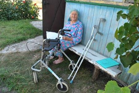 Бесплатный прокат инвалидного инвентаря